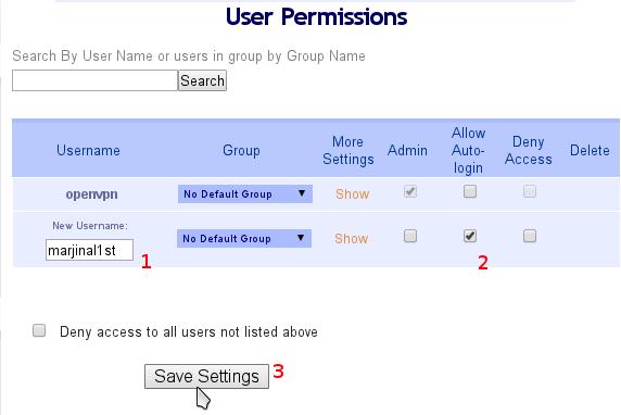 openvpn-permissions