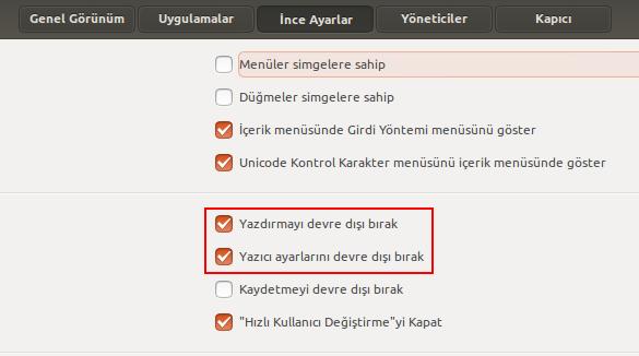 ubuntu-yazici